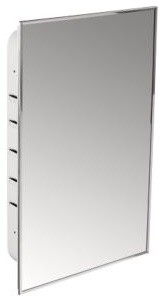 Liberty Hardware 1340 F.B. GUEST ROOM ACCESSORIES 16.13 Inch - Polished Chrome modern-hardware