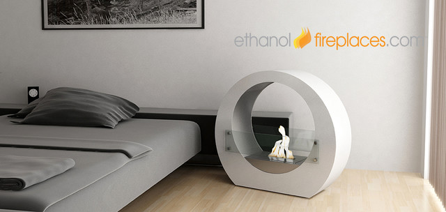 Special Order Ethanol Fireplaces contemporary-fireplaces