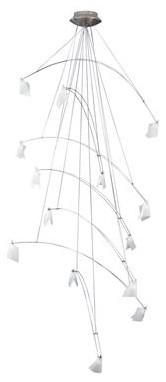 Crescendo Chandelier chandeliers