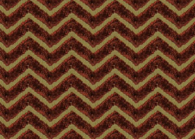 Royal Chevron in Saffron, Robert Allen upholstery-fabric
