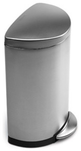 Contemporary Trash Cans Contemporary Kitchen Trash Cans