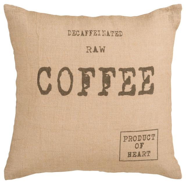 Decorative Pillow 18x18 with Polyester Filler contemporary-decorative-pillows