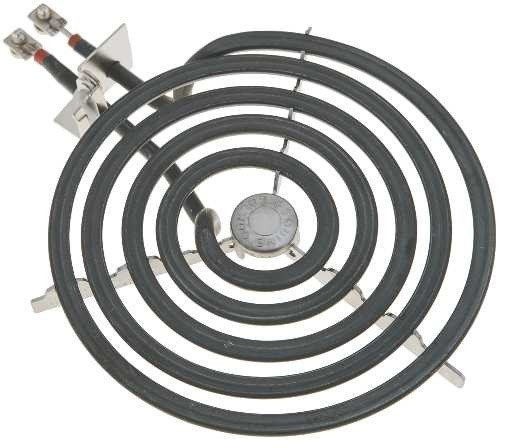 Stove Burner 6 In. W/ Insulation contemporary-gas-ranges-and-electric-ranges
