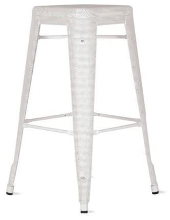 Tolix Marais Barstool, Perforated modern-bar-stools-and-counter-stools
