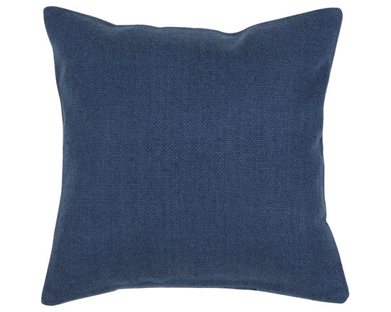 Ethan Allen - Matka Silk Pillow - Textured and touchable, our Matka pillow is 100% silk with a distinctive woven pattern - ideal for a laid-back look.