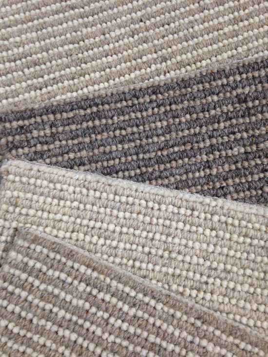 Portfolio - Just arrived!  Great looking textured wool loop carpet.  Can be made into area rugs too!