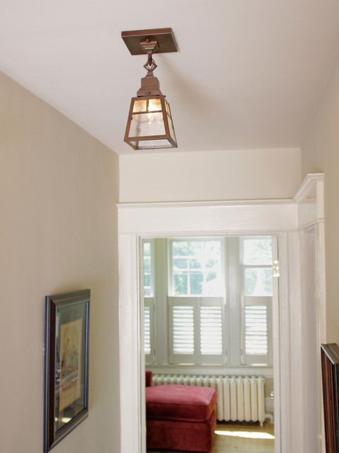 Ceiling Lamps For Hallways : Hallway lighting arts crafts ceiling