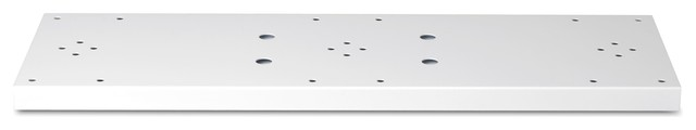 Tri Spreader Plate White traditional-outdoor-products