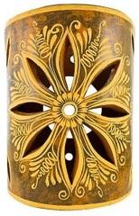 Ceramica Cruz Blanca Collection - Ceramic Wall Sconce - CCBS012