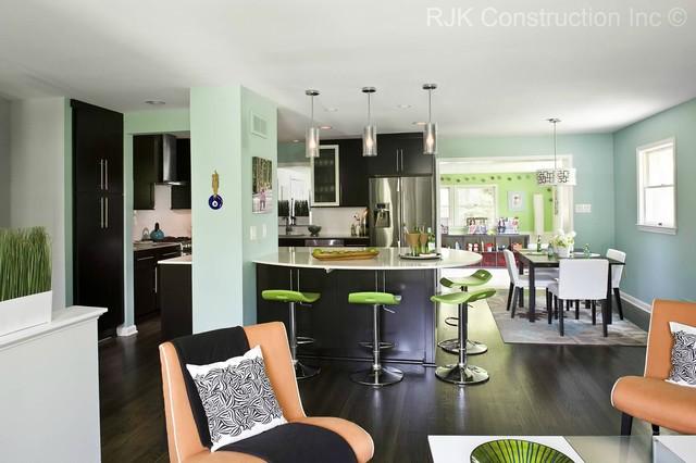 ultra modern living room modern house