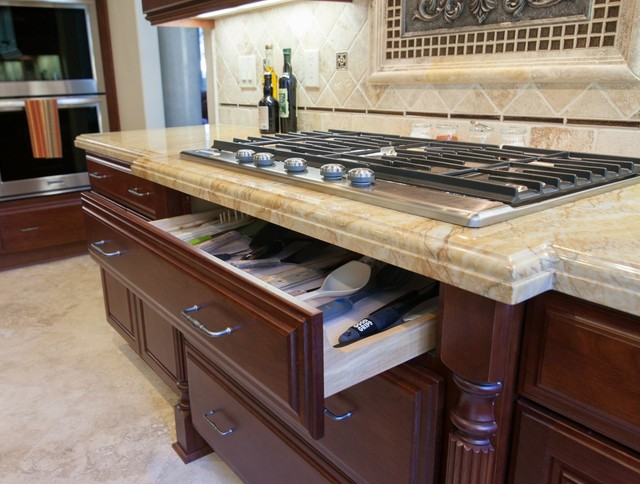Simi Valley Residence modern-cabinet-and-drawer-organizers