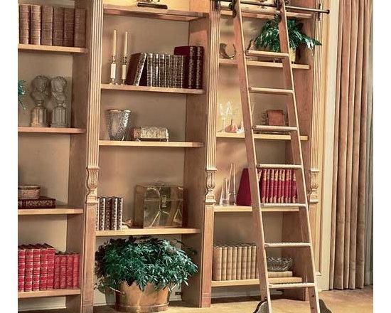 Putnam Custom Order Library Rolling Ladder System -