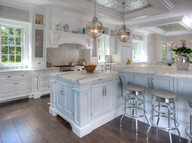 Kitchens Traditional New York By East End Country