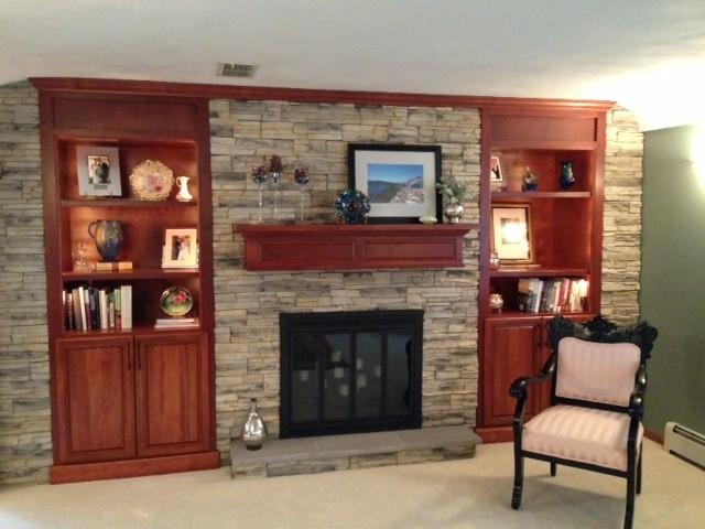 Fireplaces Built Ins