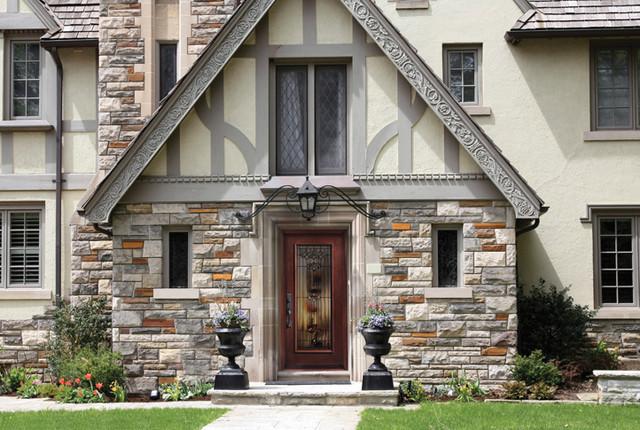 Fiberglass Doors front-doors