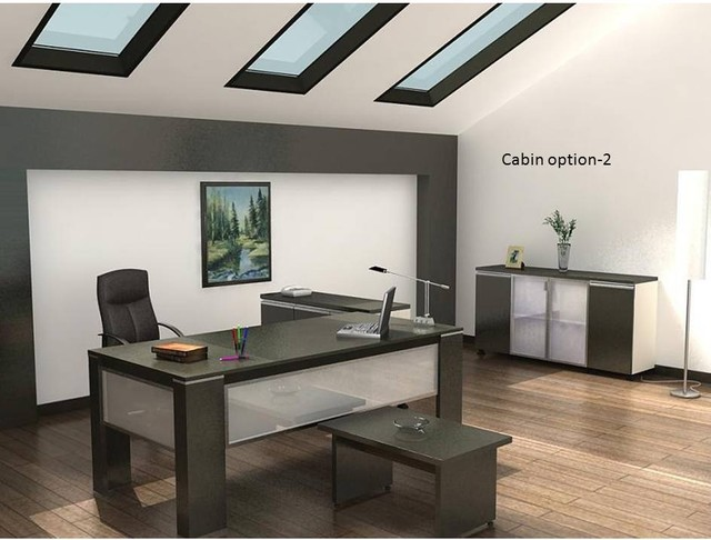 Lawyer's office design - Modern - other metro - by Innovative Solutions