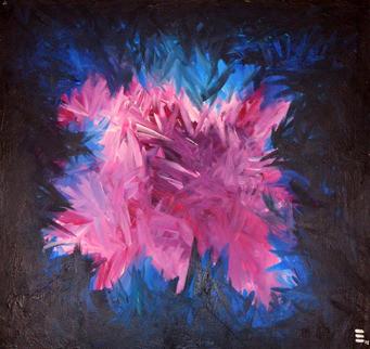 Abstract Swipes :  (Original) By Elliott C  Nathan contemporary-fine-art-prints