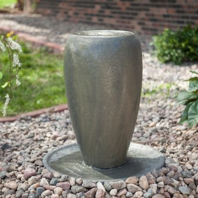 Rocca Underground Basin Fountain Modern Outdoor Fountains By Hayneedle