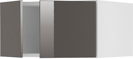 AKURUM Top cabinet to refrigerator modern-kitchen-cabinets