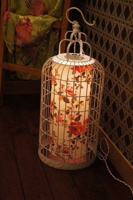 bird cage lantern asian lamp shades