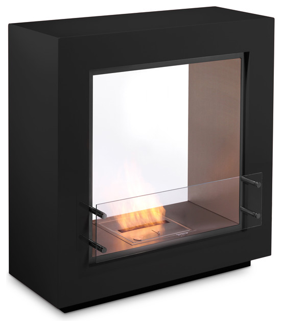 EcoSmart Fire Fusion Fireplace modern-indoor-fireplaces