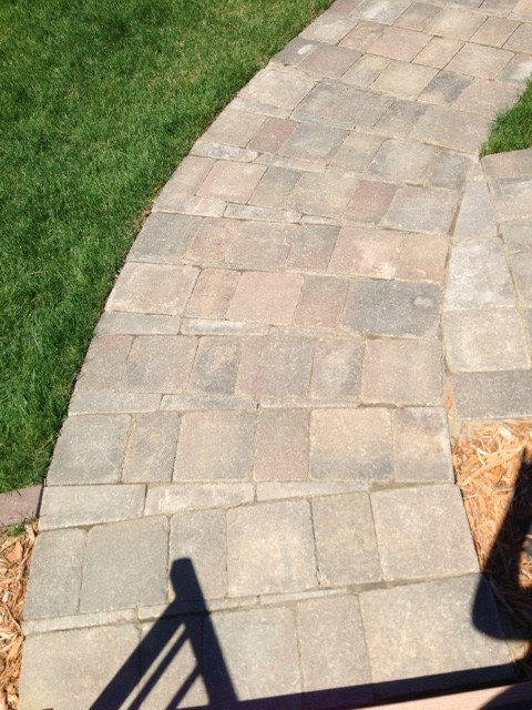 Wondering If My Paver Sidewalk Was Done Correctly