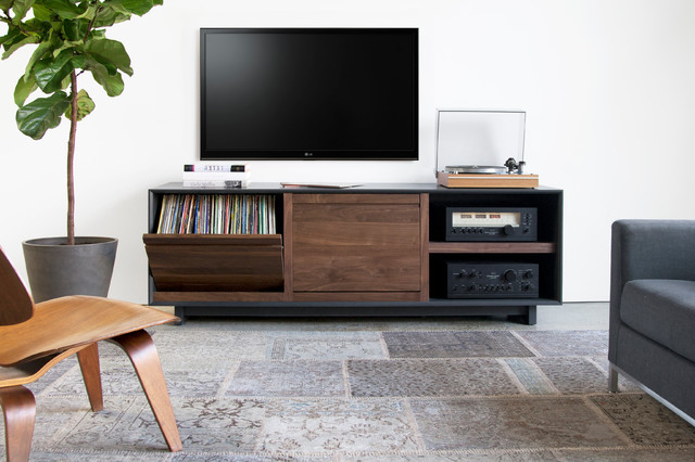 AERO audio & entertainment cabinets - Modern - Entertainment Centers And Tv Stands - new york ...