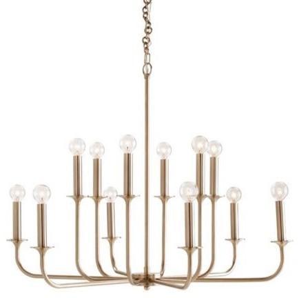 Arteriors Breck Chandelier traditional-chandeliers