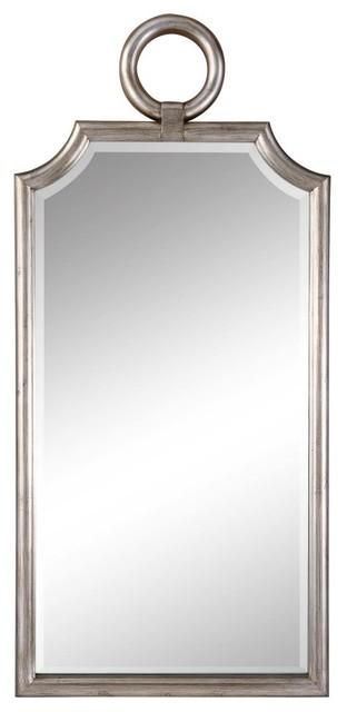 Cooper Classics Wilshire Wall Mirror - 21.75W x 41H in. contemporary-mirrors
