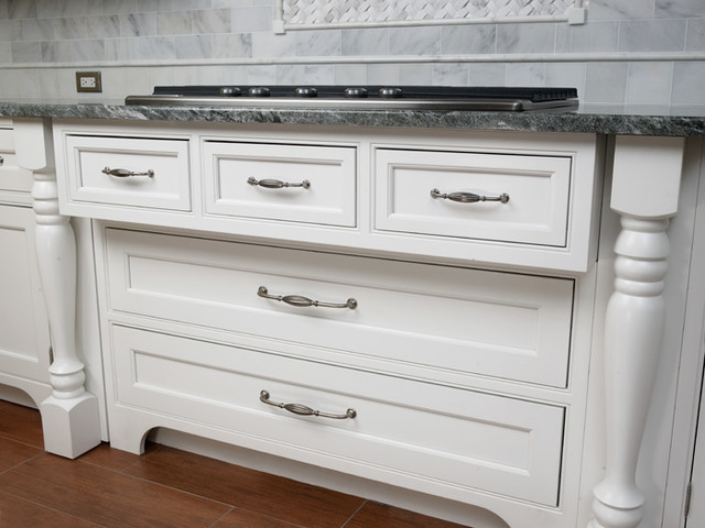 Top Knobs Designer Hardware Inspiration - Traditional - Cabinet And Drawer Handle Pulls ...