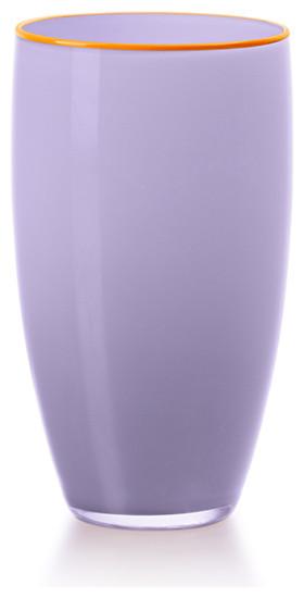 Rosendahl - Viva Vase in Purple modern-vases