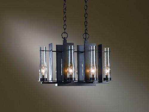New Town 6 Light Chandelier modern-chandeliers