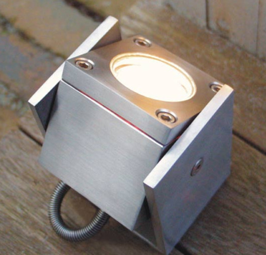 Q-Bic contemporary outdoor lighting