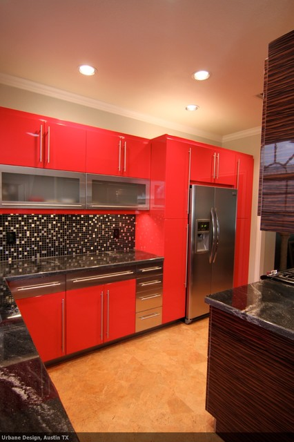 McAninch Remodel contemporary-kitchen