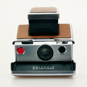 Polaroid SX-70 Original contemporary-home-electronics
