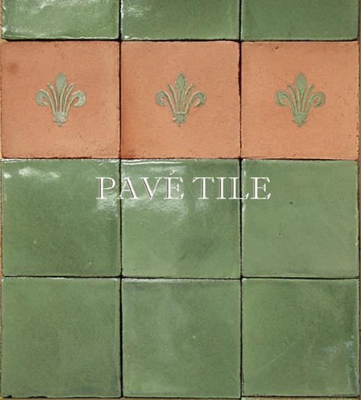 Villa Raffinato Outdoor Living Italian Terra Cotta Collection tile