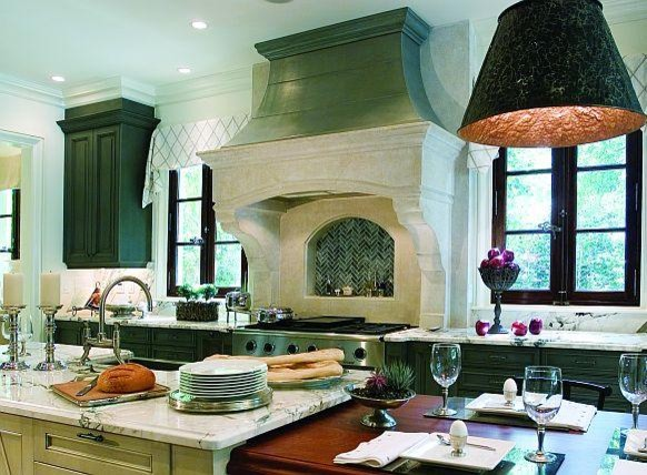 The Toulouse Kitchen Range Hood- Francois & Co. range-hoods-and-vents