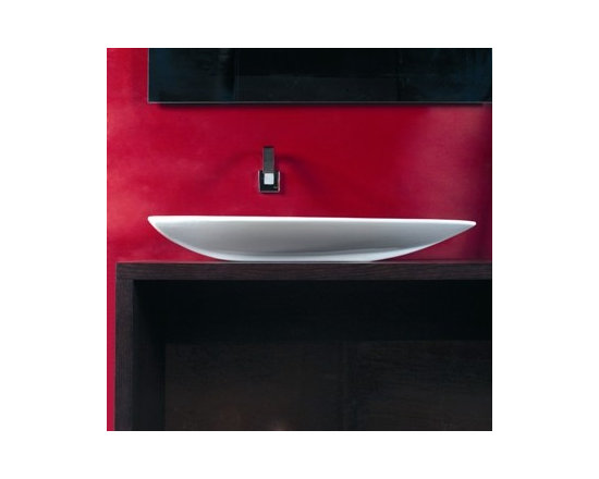 Ceramica II Sink by WS Bath Collections Model LVR 220 -