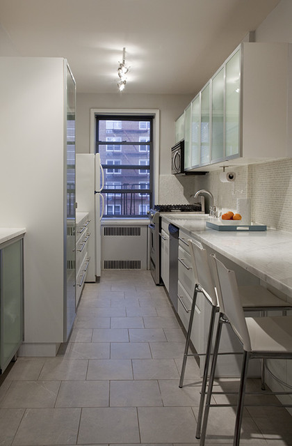 Selected Projects contemporary-kitchen