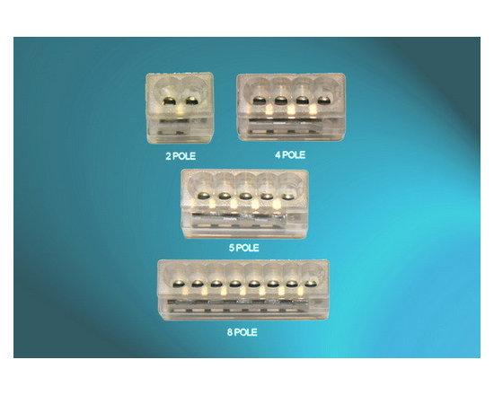 Pushwire Junction Connectors -