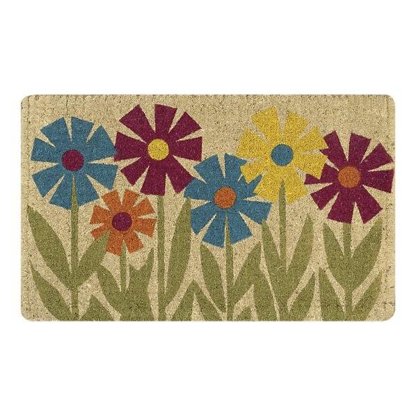 Petula Doormat eclectic-doormats