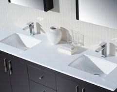 Modern Bathroom Vanities transitional