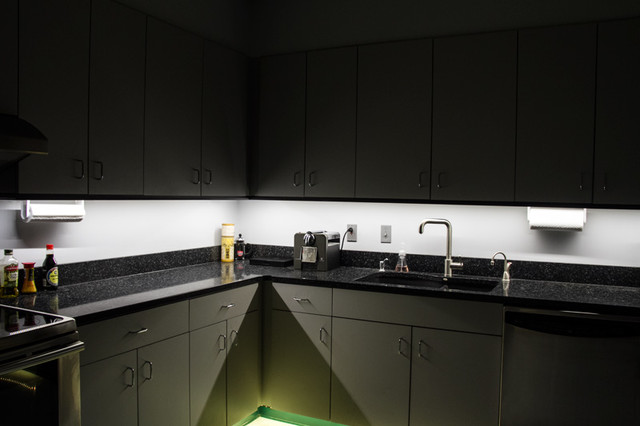 LED Kitchen Under Cabinet and Toe Kick Lighting - Contemporary - Kitchen - st louis - by Super ...
