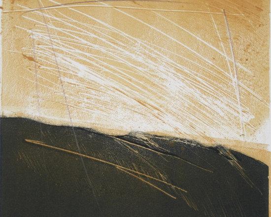 "Art Monotype Portafolio - ""Composition XXI"""