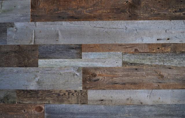Shop houzz east coast rustic reclaimed wood wall covering diy barn - Reclaimed Wood Wall Covering Diy Barn Board Mixed Sizes