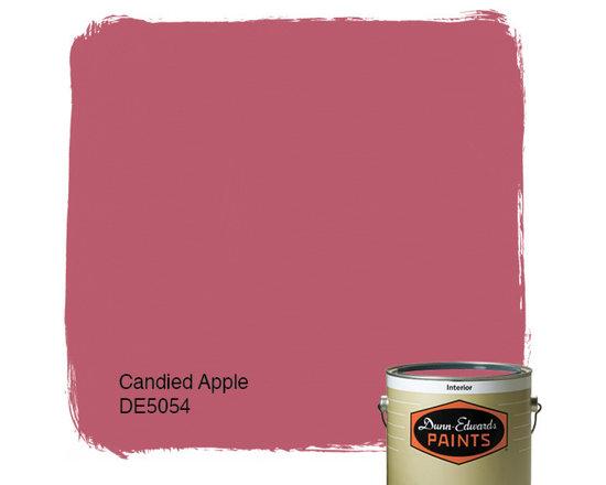 Dunn-Edwards Paints Candied Apple DE5054 -