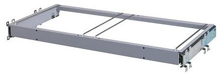 Can I replace the broken file cabinet frame in my IKEA #0548 / PQR13662 Effektiv 3 drawer file ...