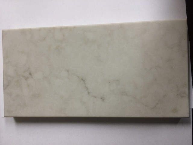Caesarstone London Grey Quartz - Contemporary - Kitchen Countertops - new york - by Adria Marble ...