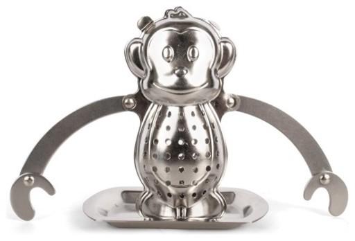 Monkey Tea Infuser eclectic-specialty-kitchen-tools