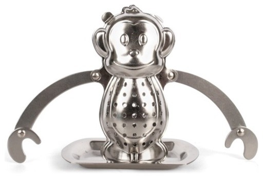 Monkey Tea Infuser eclectic-teapots